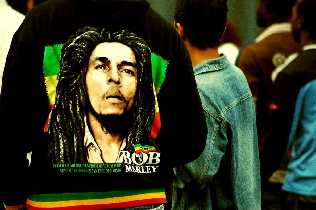 Estúdio Time Out celebra o 75º aniversário de Bob Marley