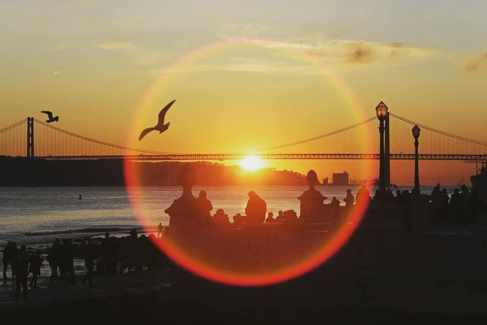 15 fotografias que provam a beleza do inverno em Lisboa