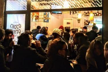 restaurante Choco Frrito