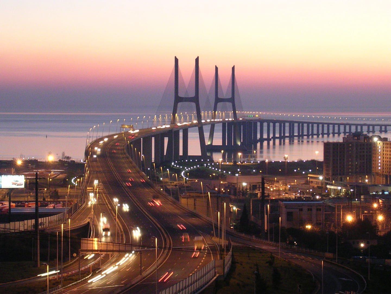 10 curiosidades sobre a Ponte Vasco da Gama