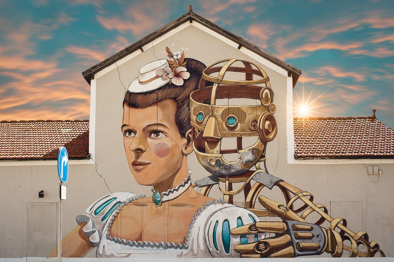 10 murais de arte urbana para descobrir em Lisboa