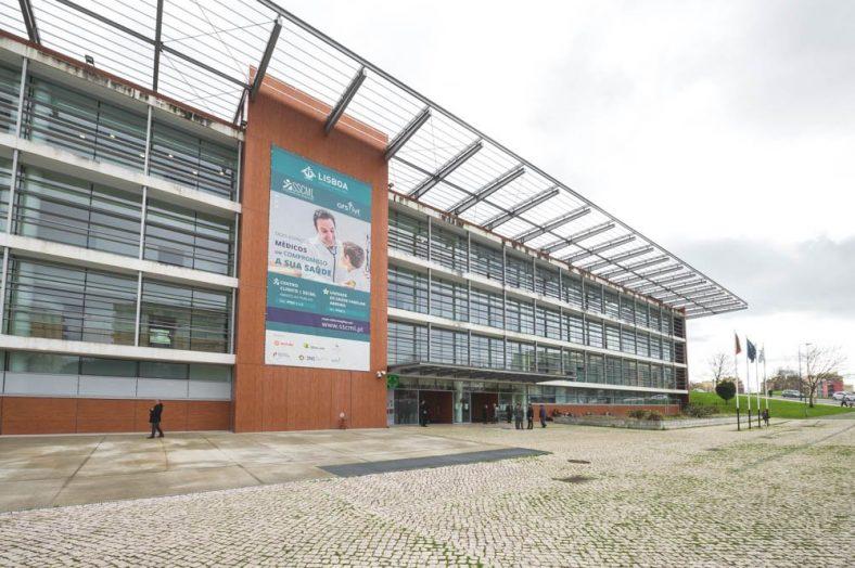 edifício de saúde em lisboa