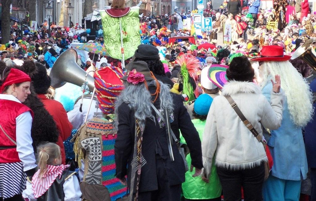 Tolerância de ponto no Carnaval para (quase) todos