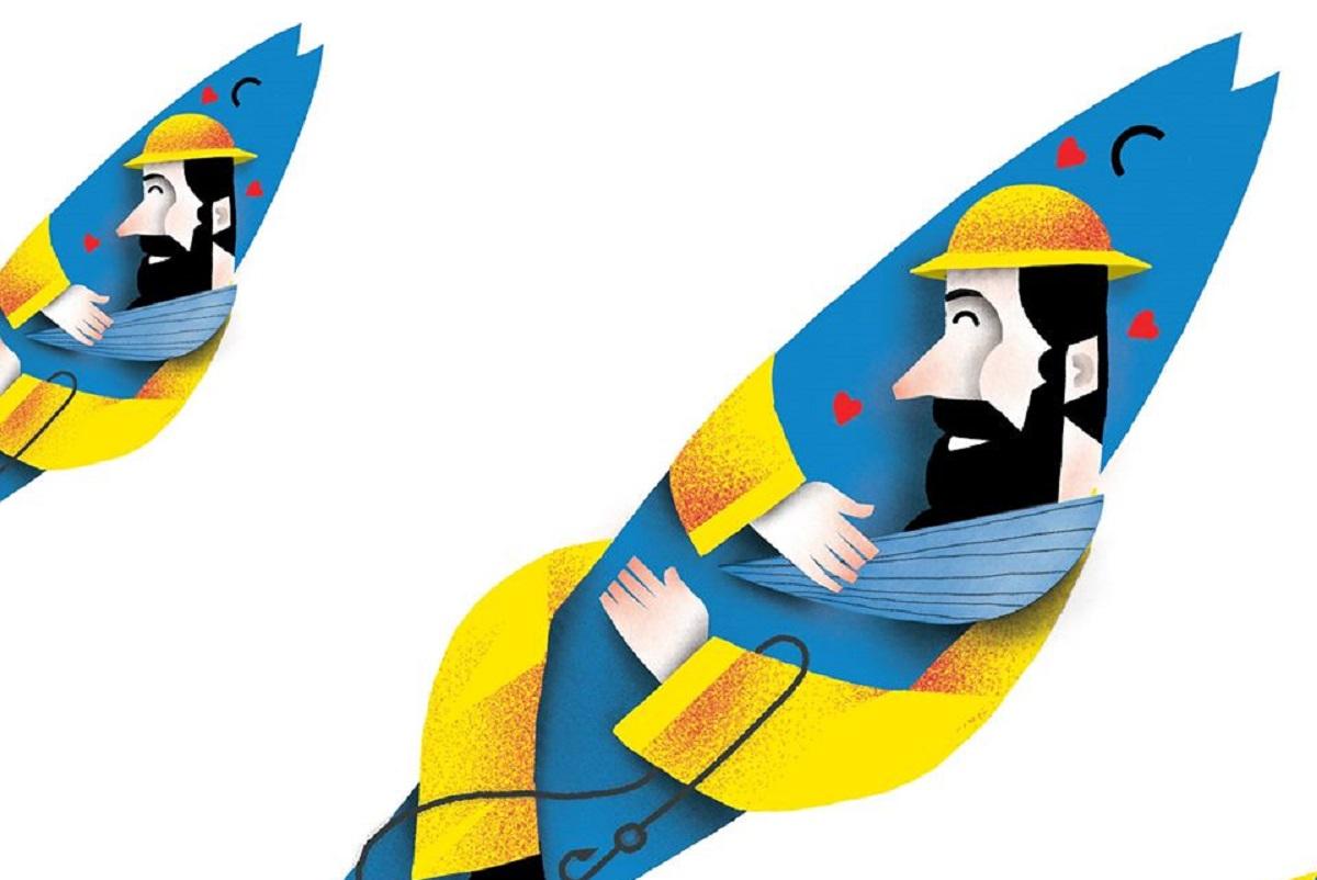 Queres ganhar 1500 euros? Só tens de saber desenhar uma sardinha, sem espinhas