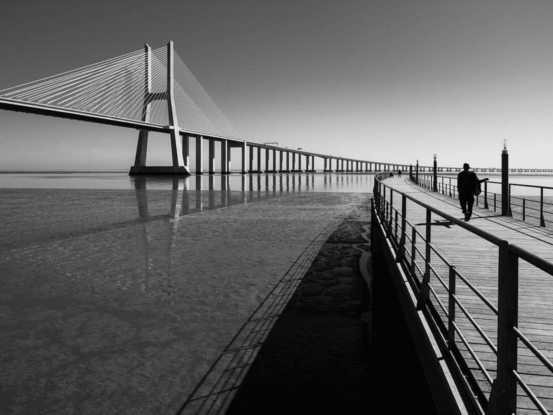 Fotografias de Lisboa (quase) deserta durante a quarentena