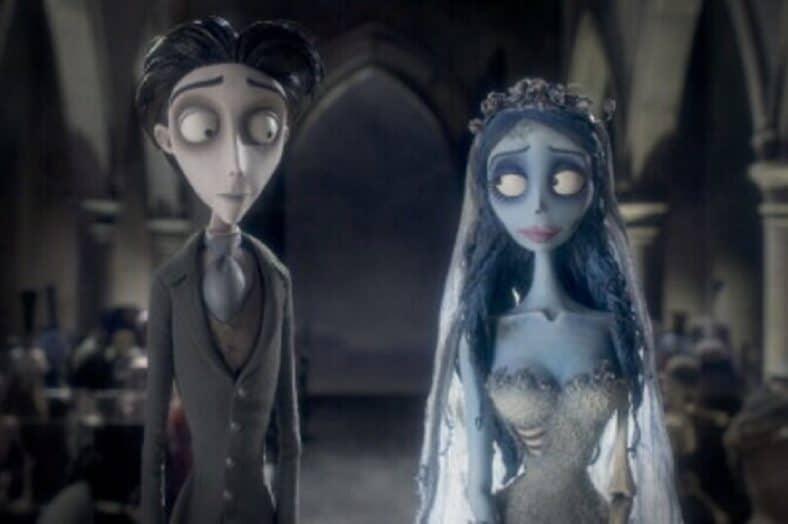 imagem do filme a noiva cadáver
