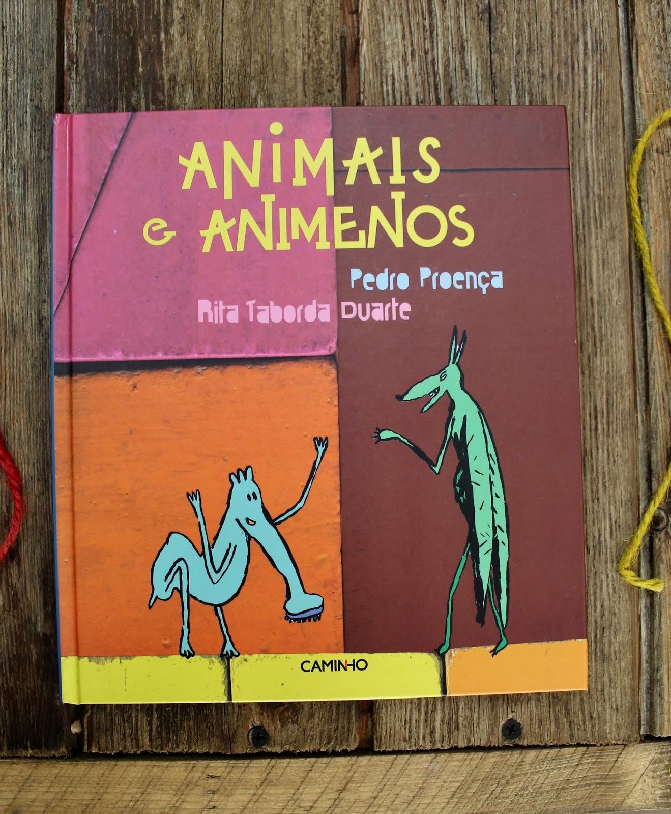Animais E Animenos E Outros Bichos Mais Pequenos