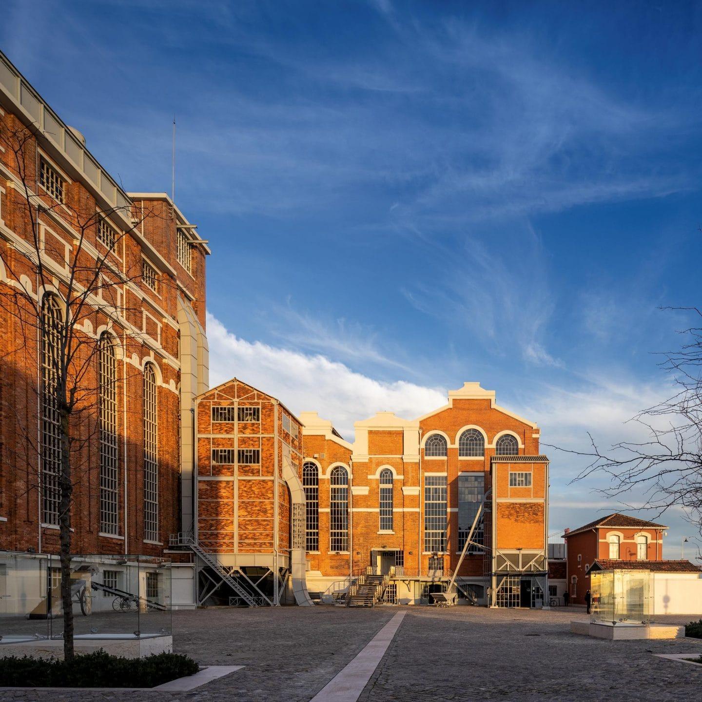 vista do museu da eletricidade