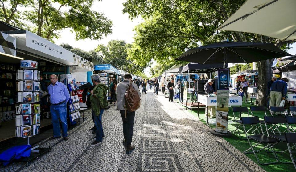 A Feira do Livro de Lisboa vai realizar-se em agosto