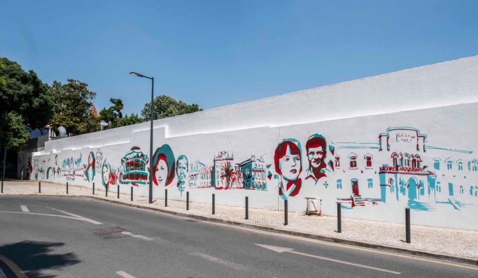 Benfica homenageia personalidades distintas com novo mural