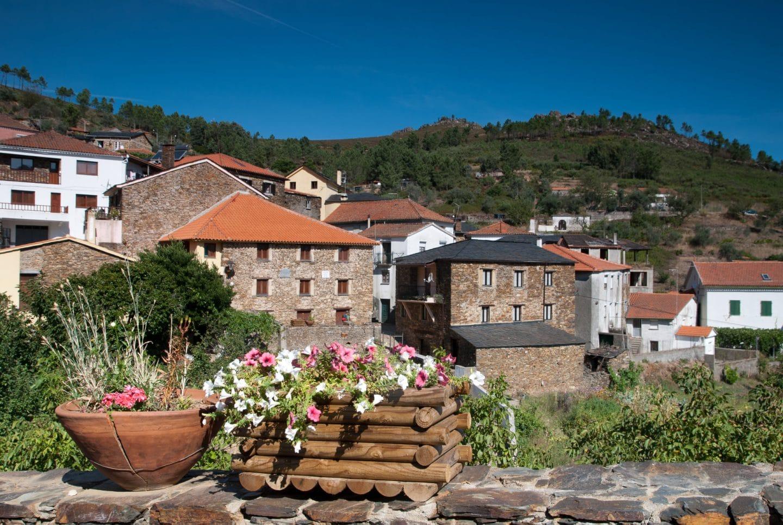 vista das aldeias do xisto