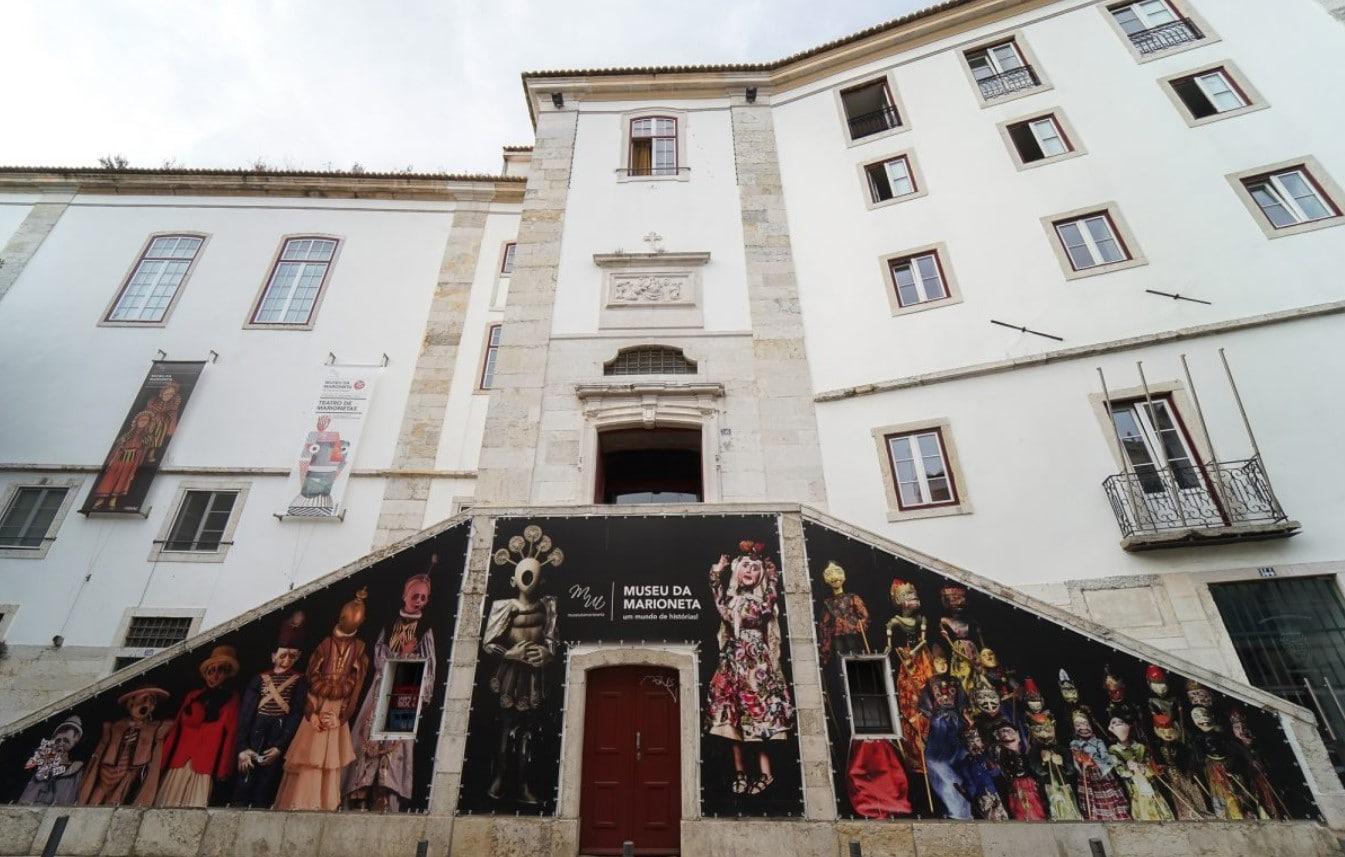 entrada principal do museu da marioneta