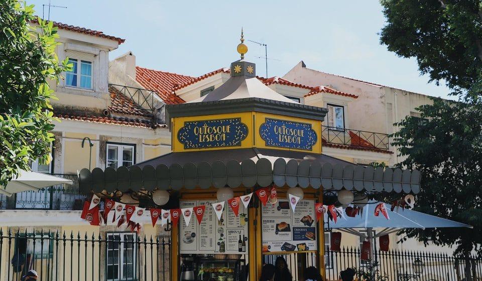 Já reabriram 5 Quiosques de Lisboa na cidade