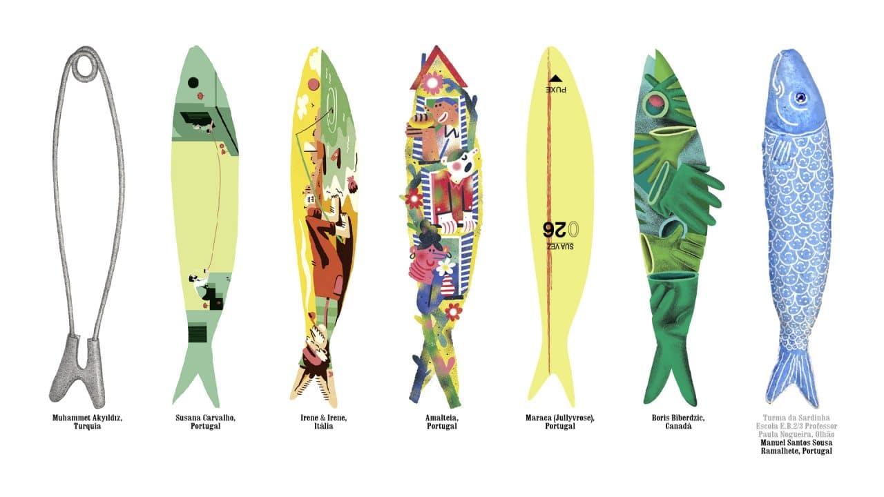 vencedoras 10º concurso das sardinhas 2020