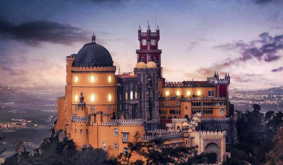 5 curiosidades sobre o Palácio Nacional da Pena