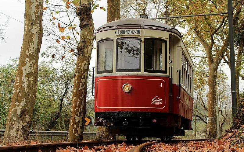 Elétrico de Sintra volta a circular